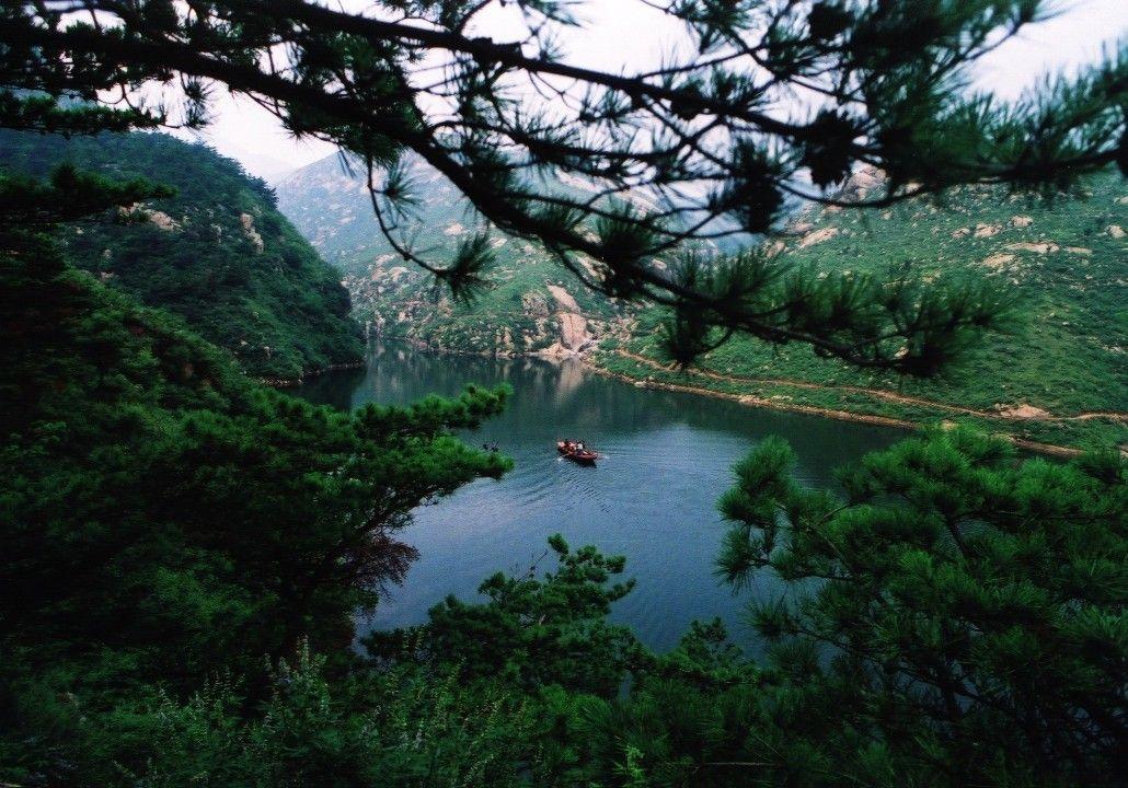 莱芜雪野湖风景